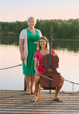 Somriga Vindar En Vokalist & En Cellist, Voice and Cello from Sweden
