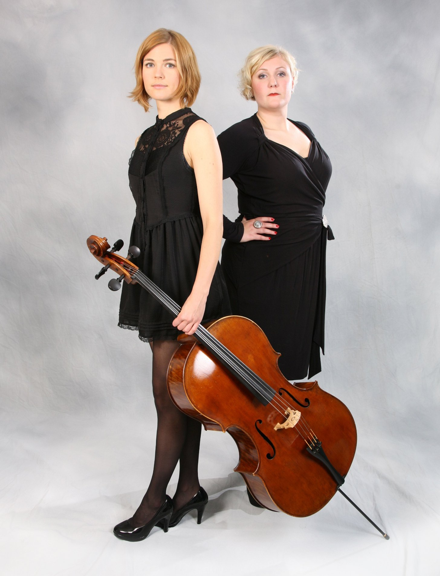 Voice and Cello, En Vokalist & En Cellist