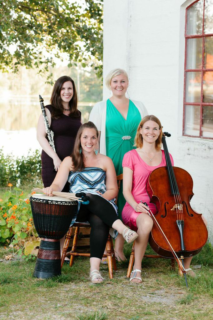 Quartet Kalos American-Swedish ensemble